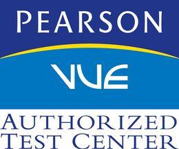 Webseite Pearson VUE